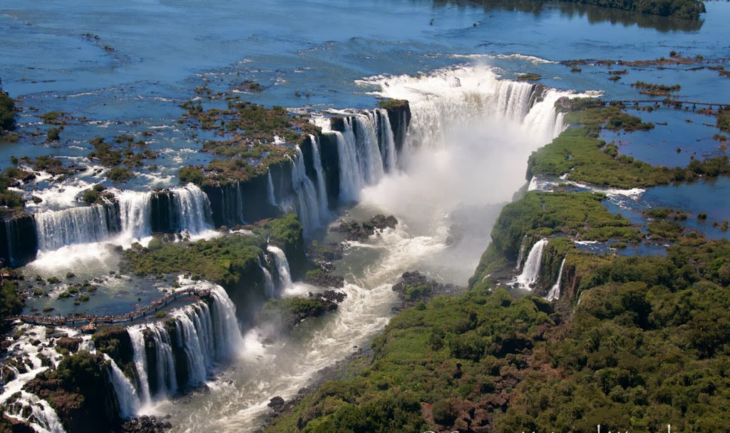 The Iguazu Waterfalls Best Places To Travel Argentina