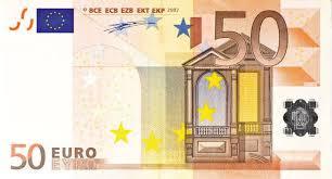 Mendapatkan 50 Euro di Internet