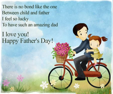 happy fathers day  cards images messages greetings, Birthday card