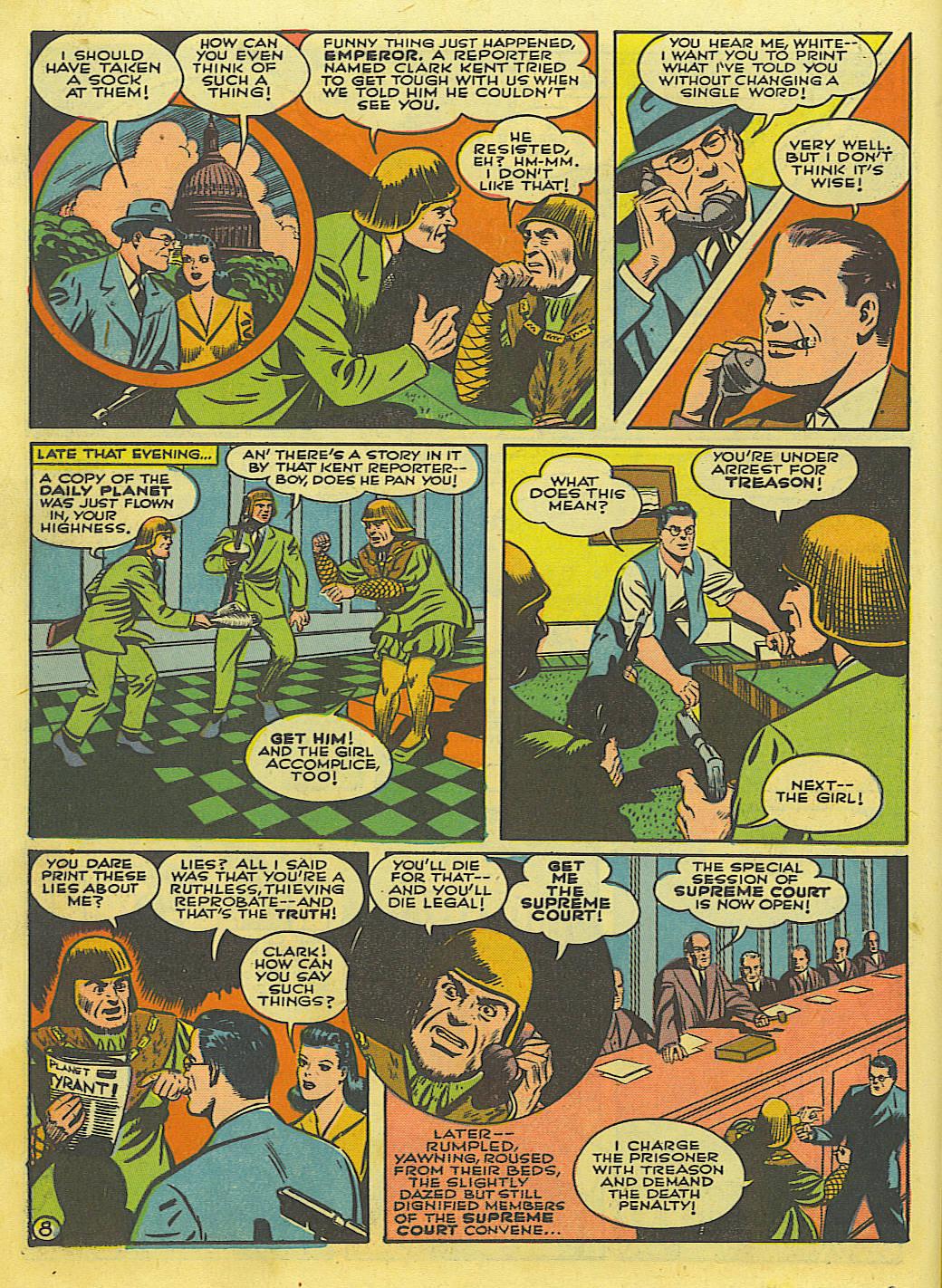 Action Comics (1938) 52 Page 9