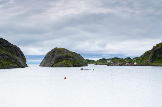 Nusfjord-Isole Lofoten