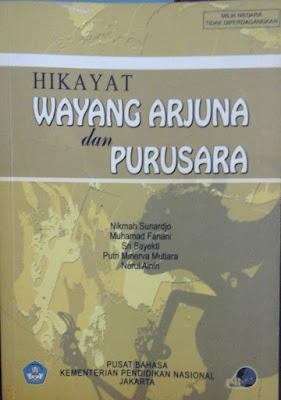"""Image """"Hikayat Wayang Arjuna dan Purusara (Foto: SP)"""