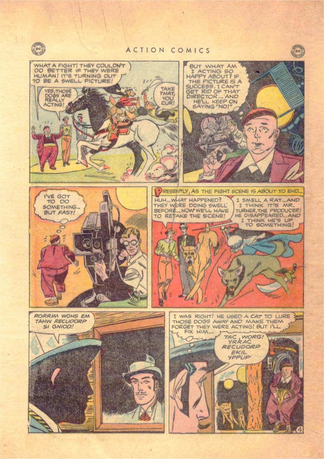 Read online Action Comics (1938) comic -  Issue #138 - 27