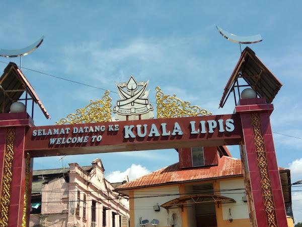 Nasi Kerabu Sedap di Kuala Lipis,Pahang.