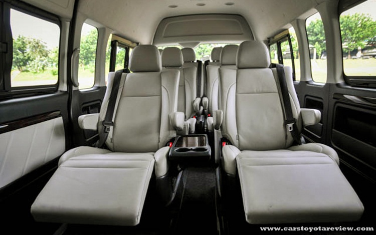 2016 Toyota HiAce Australia Review And Diesel Upgrade