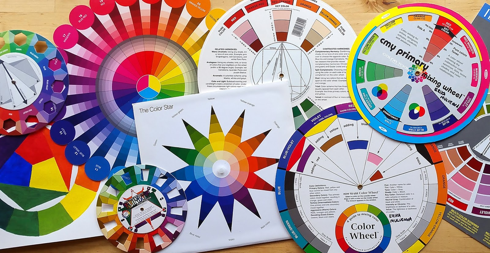 Miss Sews-it-all: Color Theory Fact and Fiction