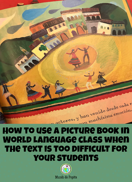 How to Use a Picture Book in World Language Classes