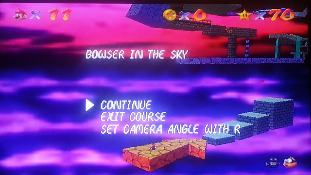 Corona Jumper Super Mario 64 Nintendo 64 1996