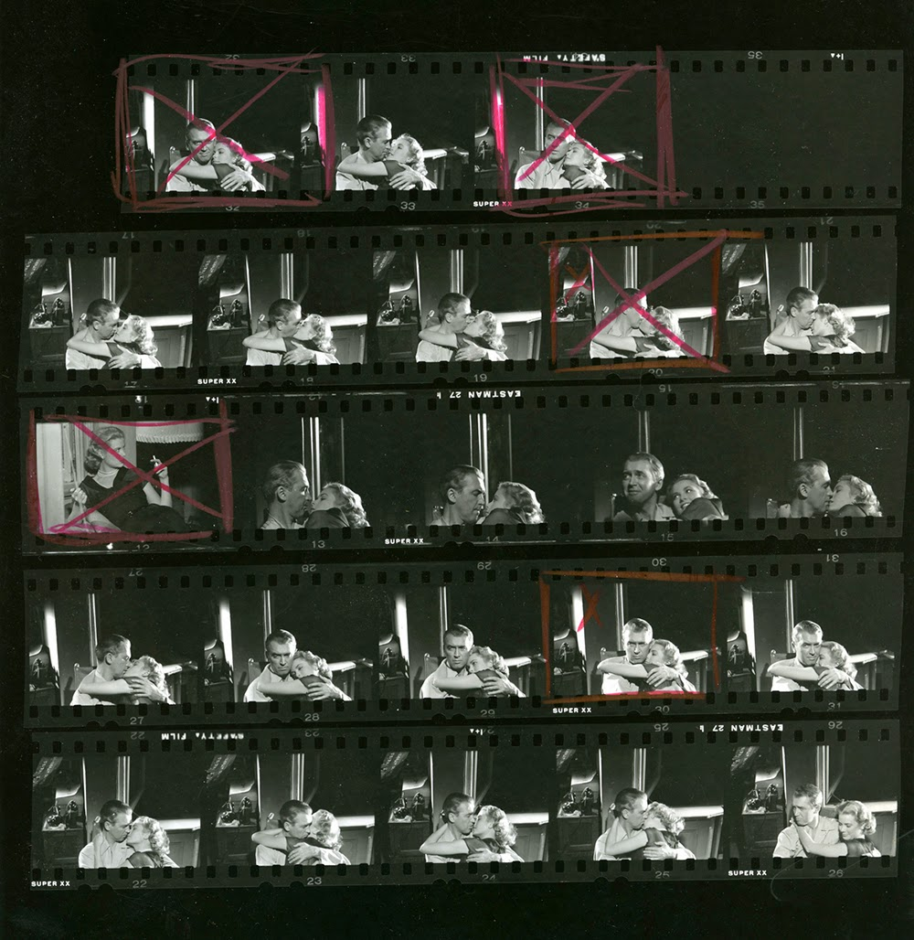 Amazing Contact Sheets from Some of Hollywood's Most ...