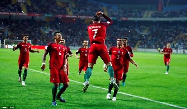Prediksi Portugal vs Kepulauan Faroe