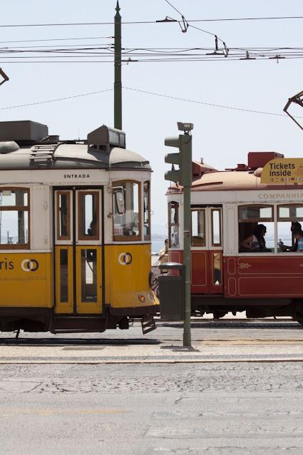 Tram-Lisbona