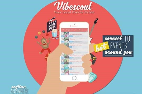 Vibescout Johannesburg Events