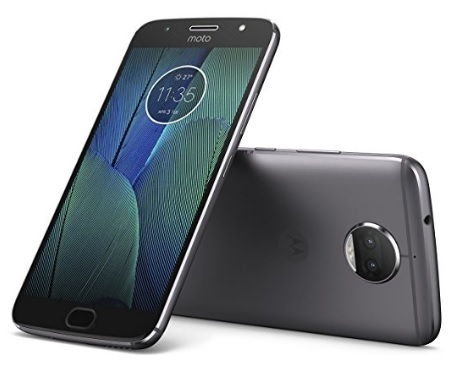 Moto G5s Plus Lunar Grey