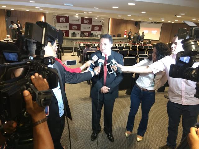Presidente da FAMEM destaca importância do novo programa de internet criado pelo governador Flávio Dino.