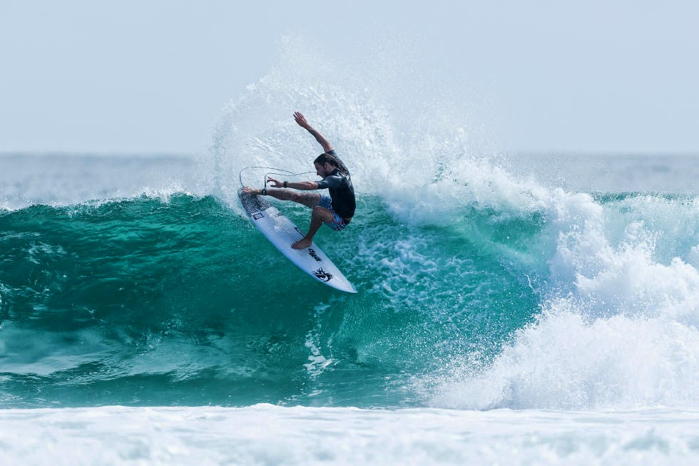 48 Quiksilver Pro Gold Coast 2015 Mikey Wright Foto WSL Kelly Cestari
