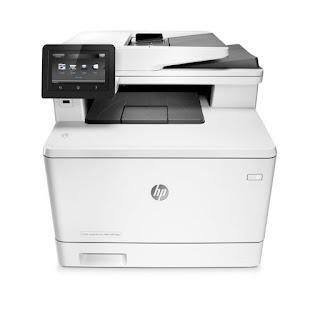 HP Color LaserJet Pro MFP M281fdw Drivers Download