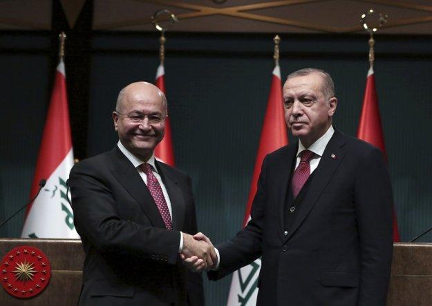 Τουρκία - Ιράκ ενισχύουν τη συνεργασία τους κατά της τρομοκρατίας