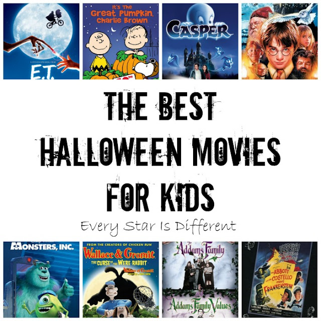 The Best Halloween Movies for Kids