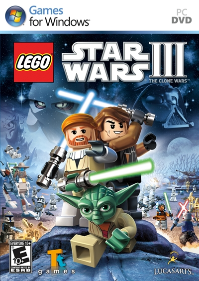 LEGO Star Wars 3 The Clone Wars FULL PC Español