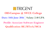 Trigent-Software-off-campus-freshers-svce-college