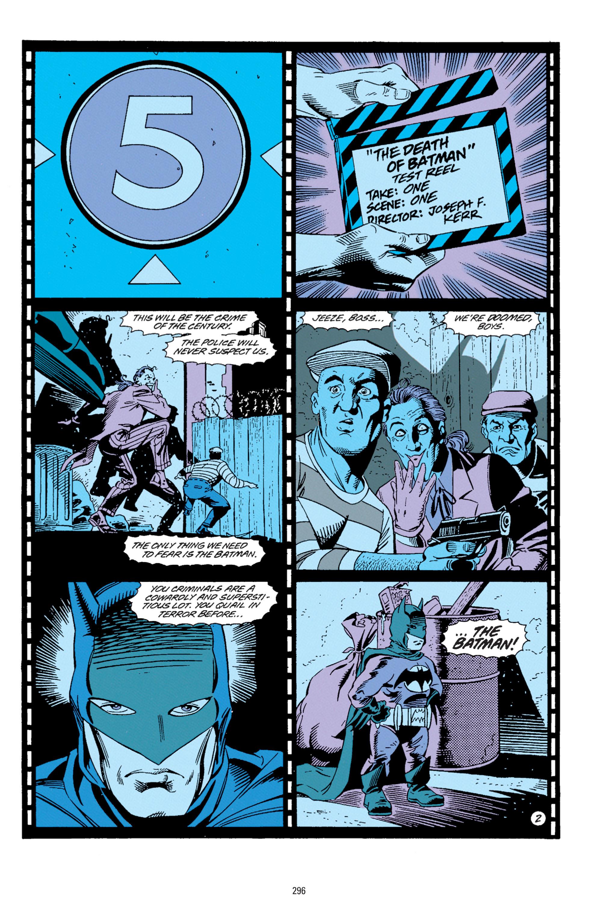 Detective Comics (1937) 671 Page 2