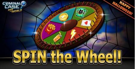 Criminal Case Save The World 👮 Wheel Of Fortune 👮 Criminal