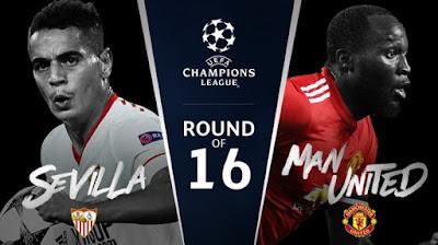 Sevilla v Manchester United