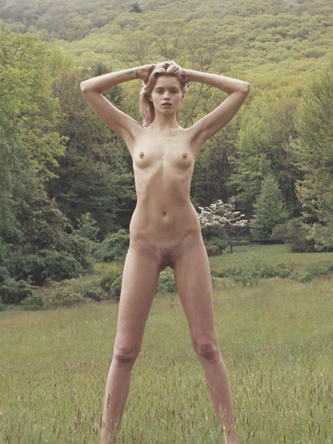 abbey lee naked