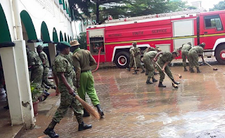 NYS allegadly servicing women