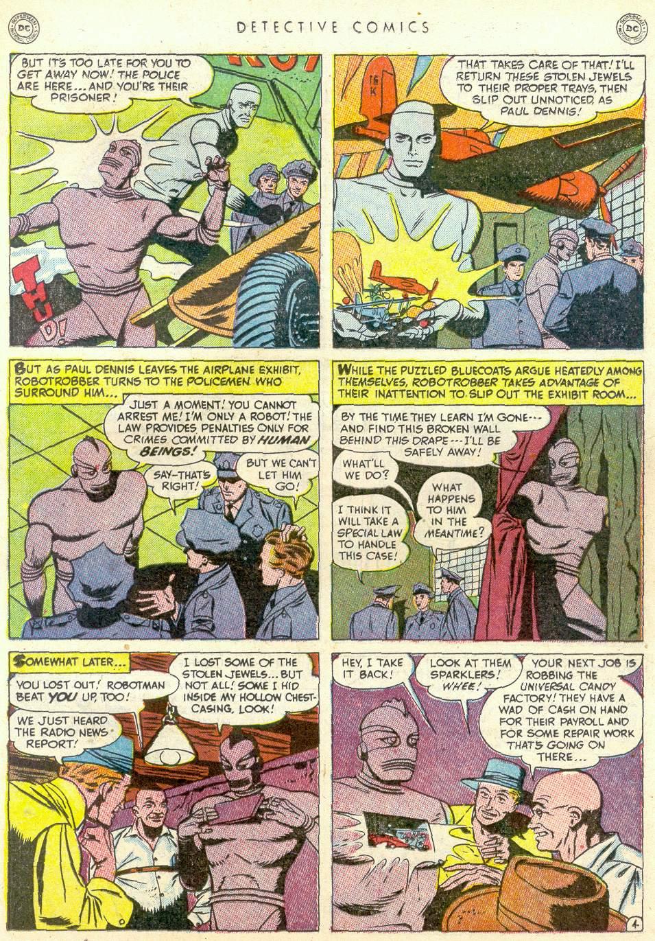 Read online Detective Comics (1937) comic -  Issue #163 - 28