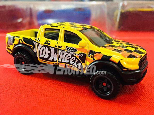 T-Hunted!: A Inédita Ranger Raptor Da Hot Wheels Para 2019