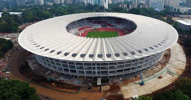 OCA Akan Tinjau Kesiapan Venue Asian Games 2018