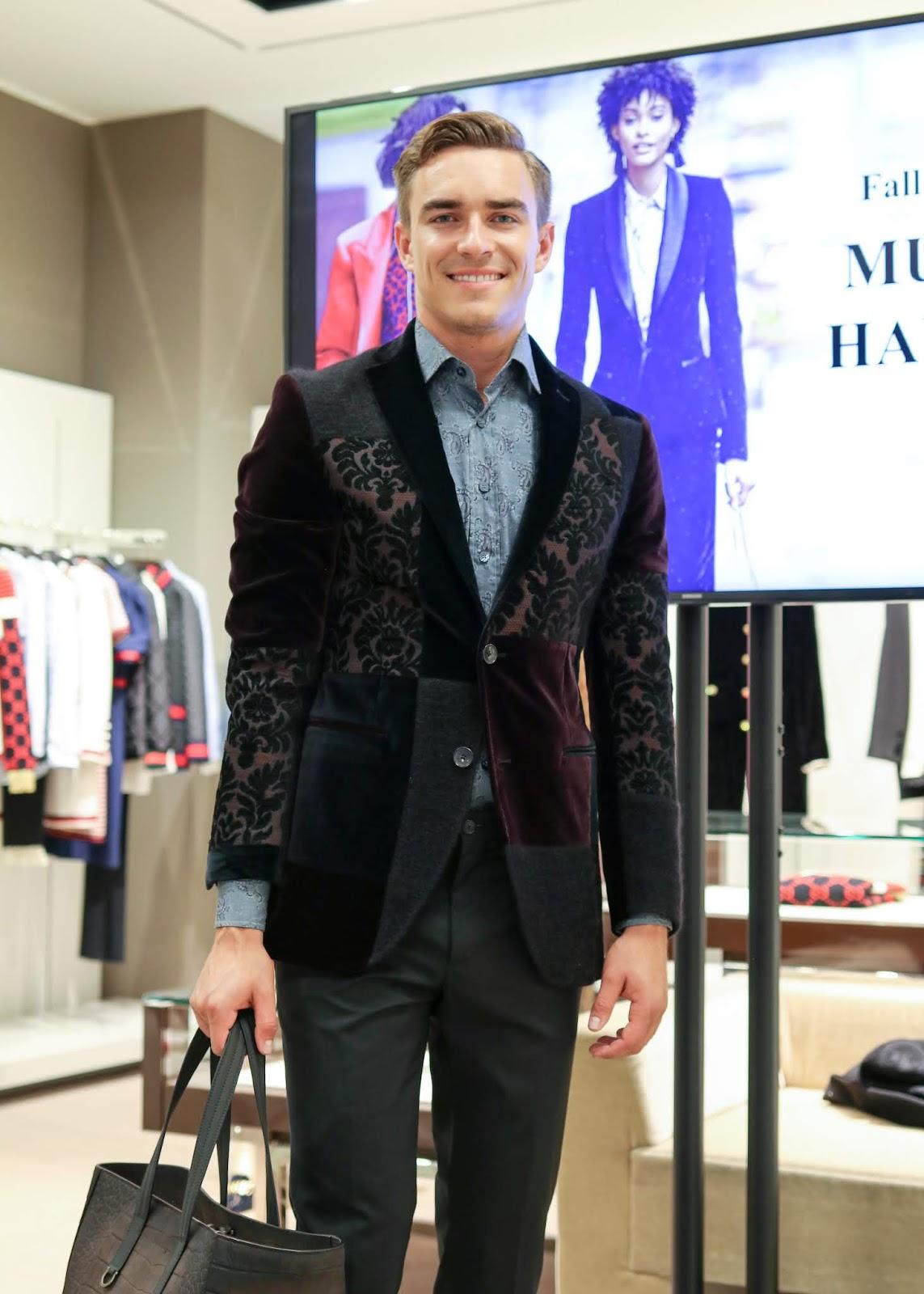 velvet & velour for men, fall trends 2018 for men neiman marcus