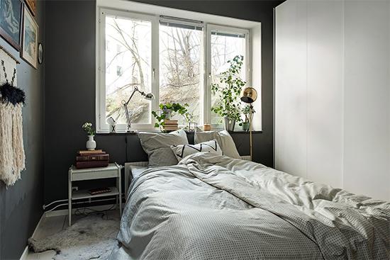 cozinha americana, cozinha, sala, cozinha integrada, kitchen, decor, living, apartamento pequeno, decoracao, small apartment, quarto de casal, parede cinza