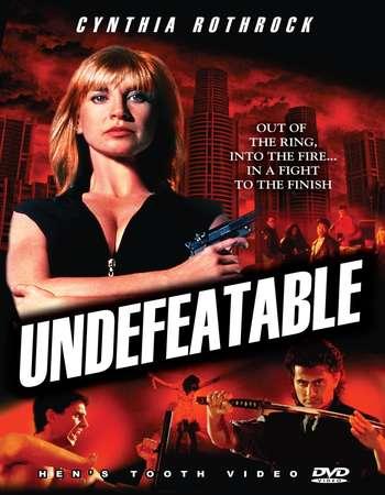 Undefeatable 1993 Dual Audio UNCUT DVDRip [Hindi - English]