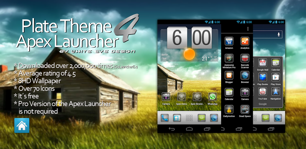 themes 4 apex launcher plate theme 4 apex launcher