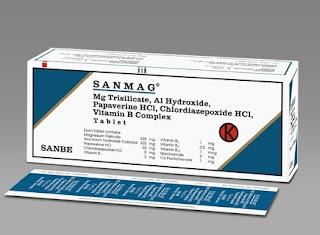 Sanmag Tablet