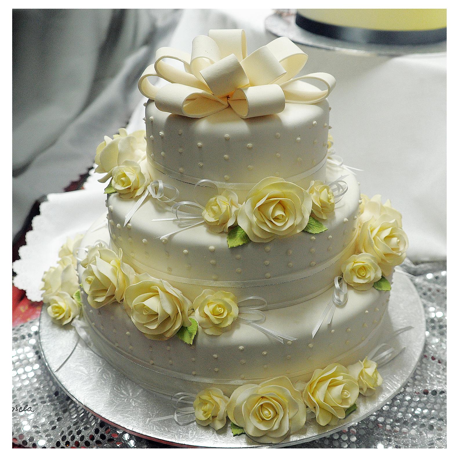 Wedding Cakes Nz