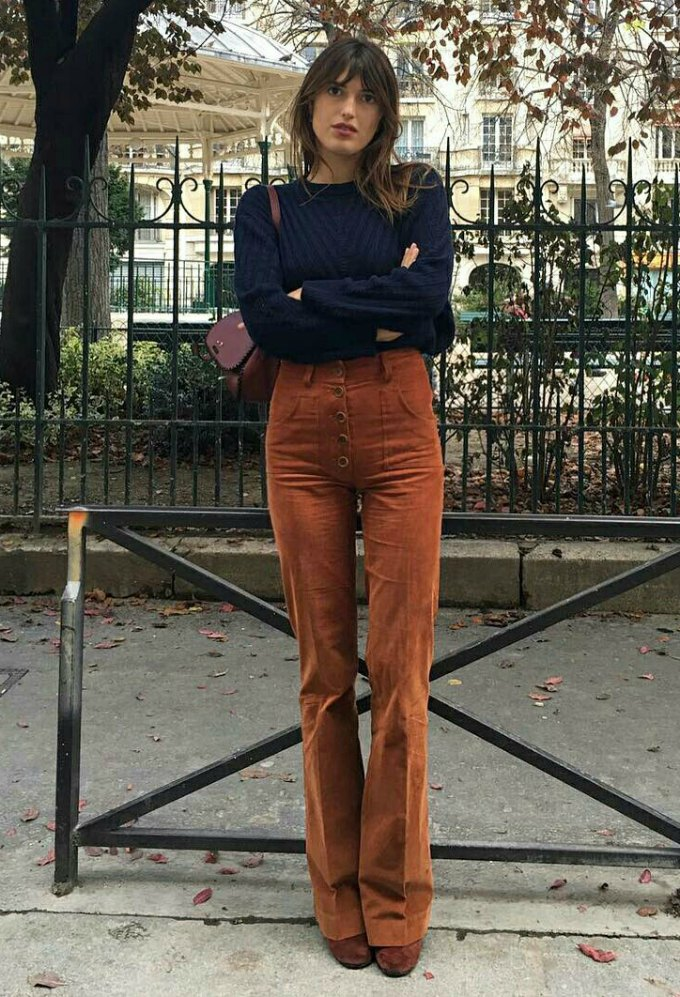 O estilo da it girl francesa Jeanne Damas