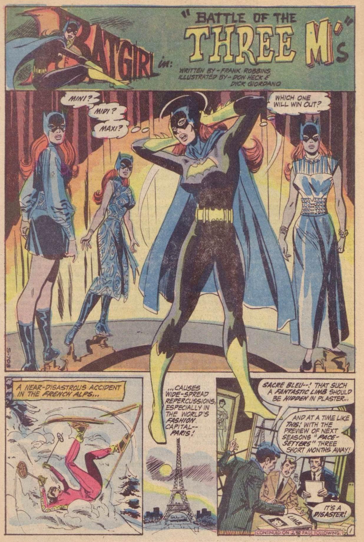 Detective Comics (1937) 410 Page 23