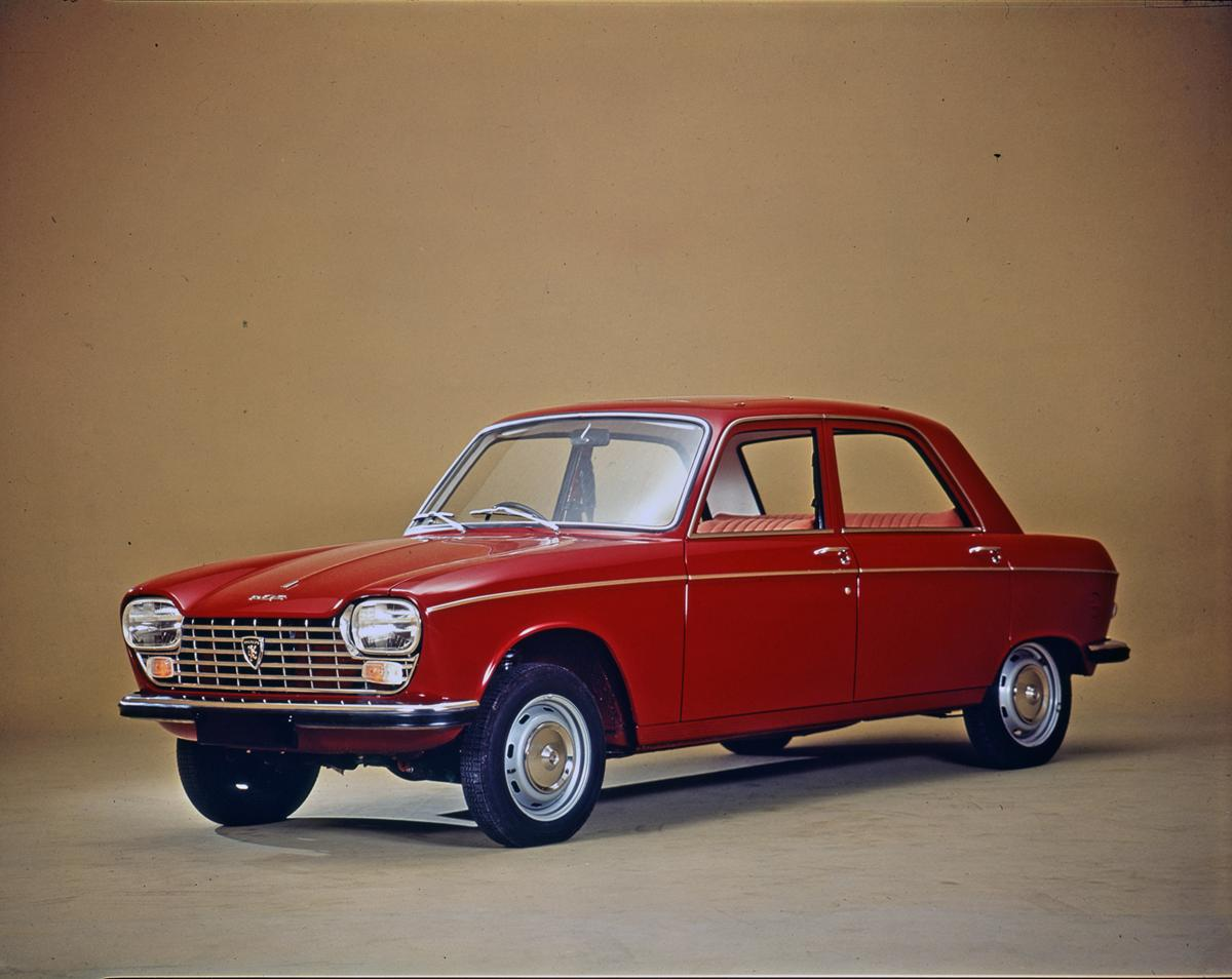 Avengers In Time: 1965, Cars: Peugeot 204