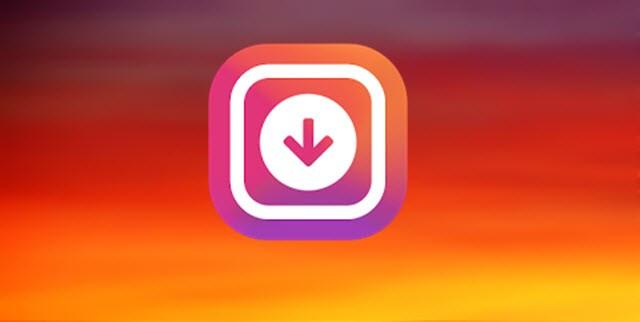 تطبيق تحميل الفيديو والصور من انستقرام