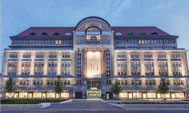 Kaufhaus des Westens  em Berlim