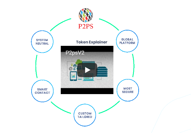 P2ps ICO token review