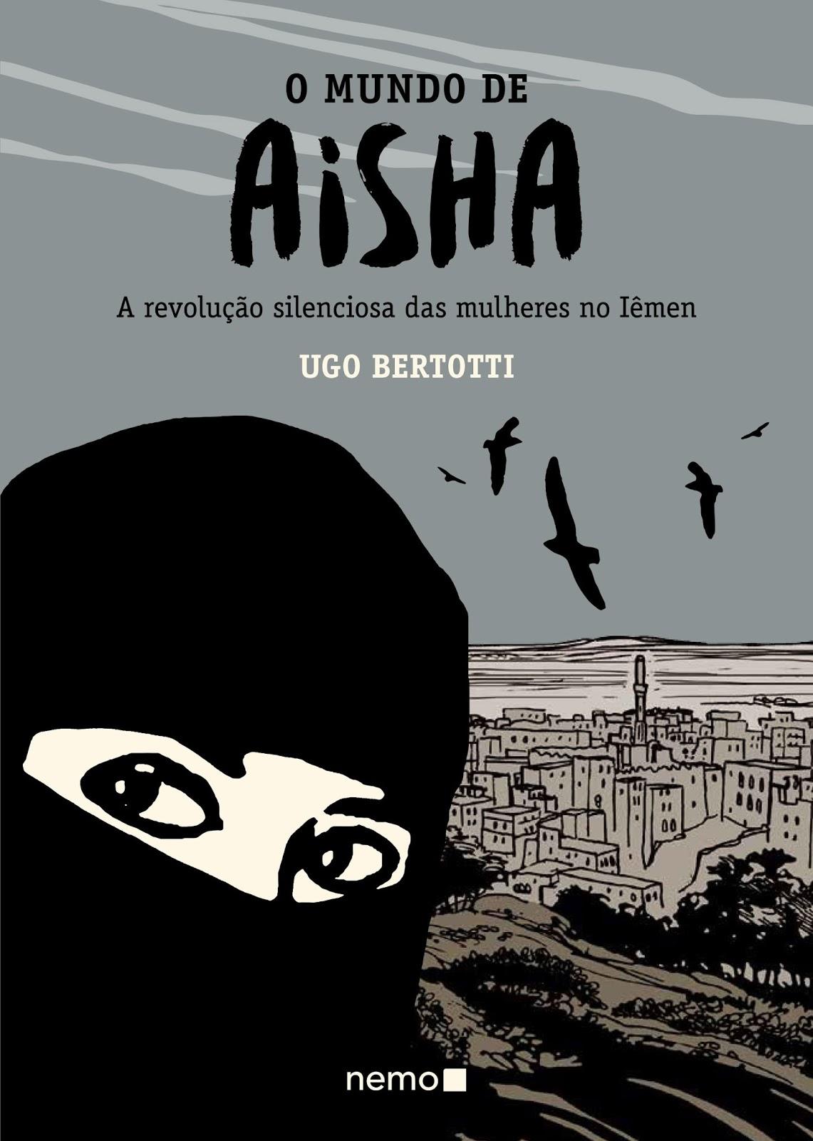 O MUNDO DE AISHA - MULTIVERSO NEWS