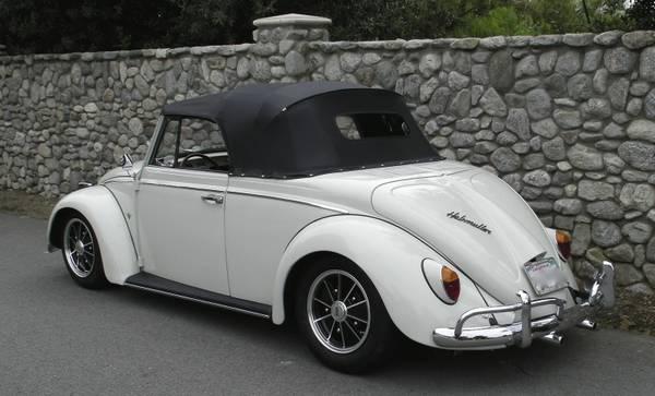 1965 Volkswagen Hebmuller Tribute Convertible