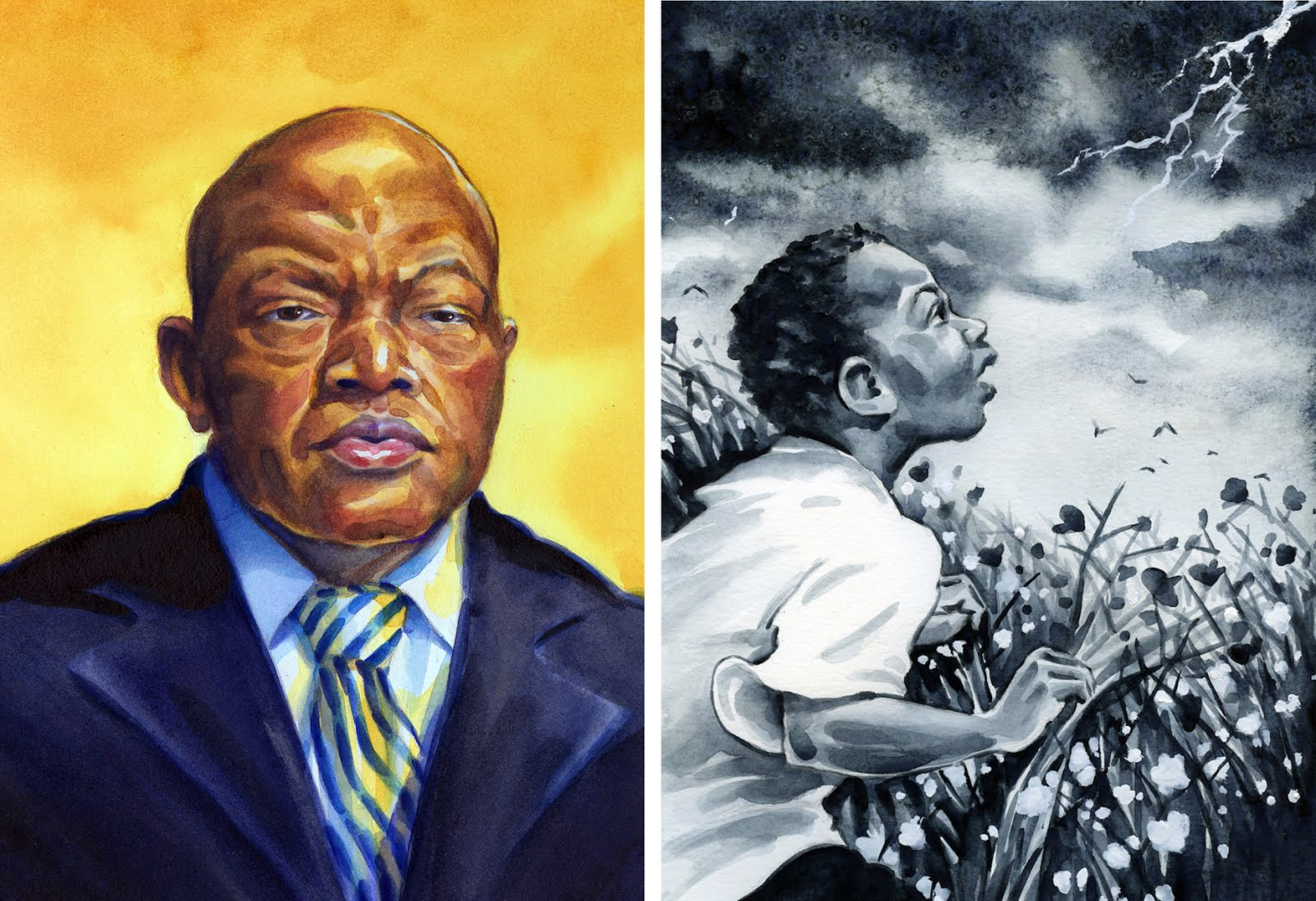 Civil Rights Hero John Lewis