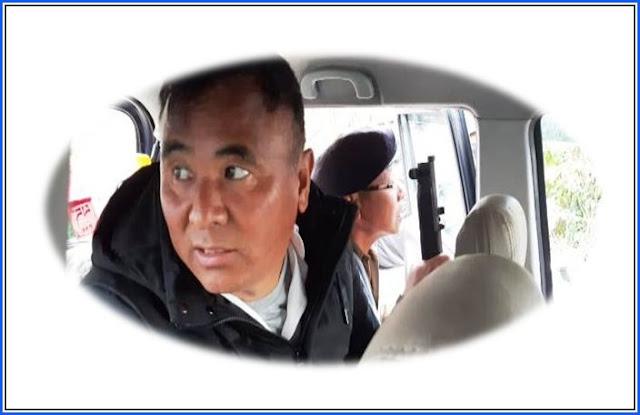 GNLF HPWU leader JB Tamang