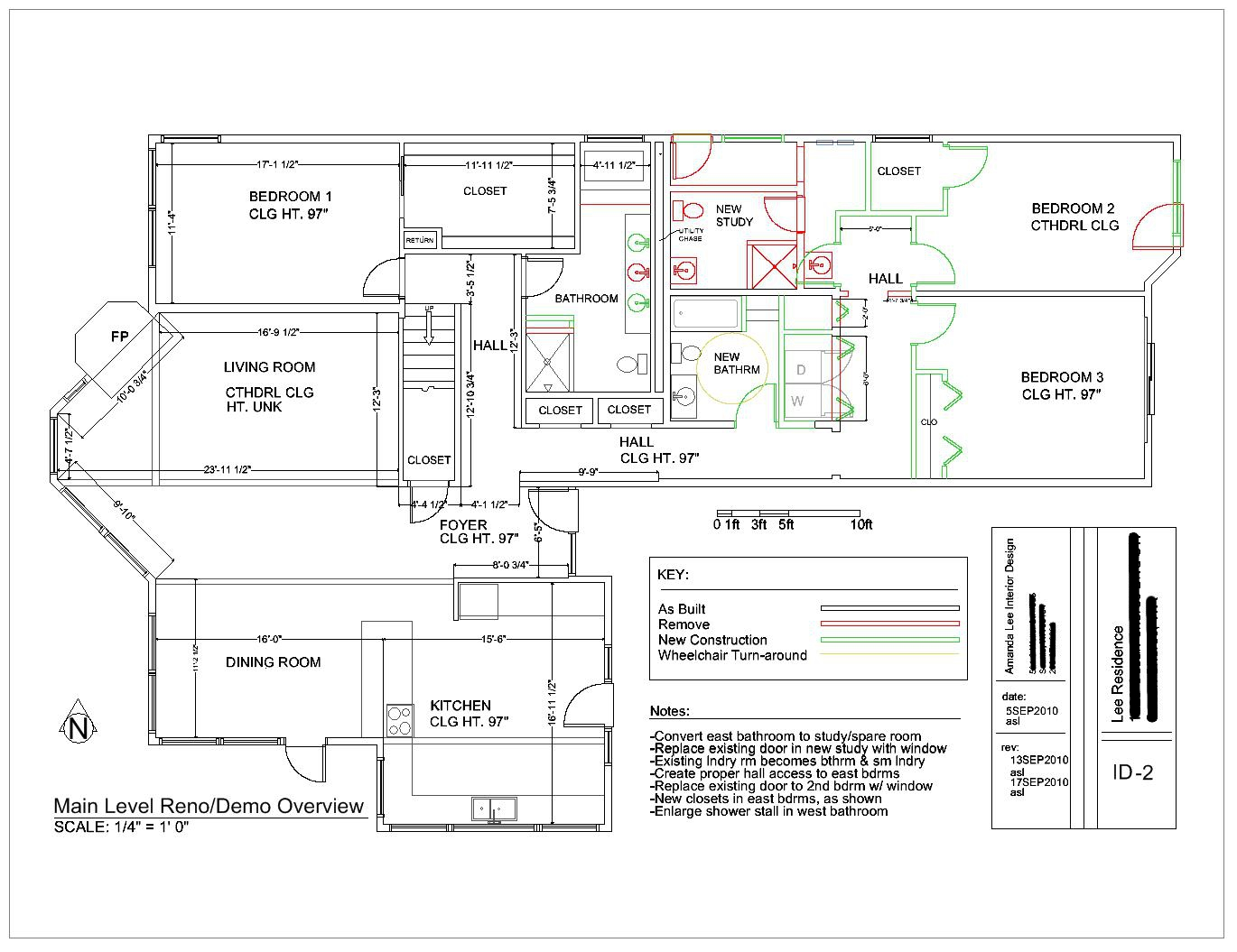 and a floor plan....