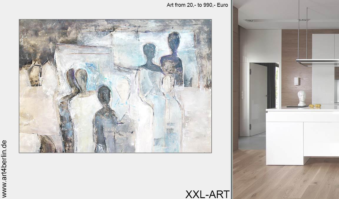 art sale moderne kunst abstrakte lgem lde gro e acrylbilder g nstig in zwei berliner galerien. Black Bedroom Furniture Sets. Home Design Ideas